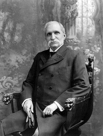 Vice President of Panama - Image: José Domingo de Obaldía cph.3b 17472
