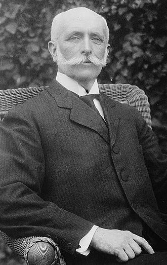 José Yves Limantour - José Yves Limantour in 1910