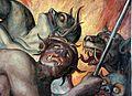 Joseph Anton Koch, inferno, 1825-28, 31 diavoli.jpg