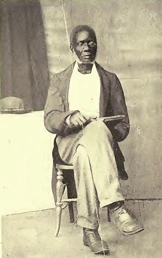 Alfred Saker - Joseph Wilson, The first convert in Fernando Po