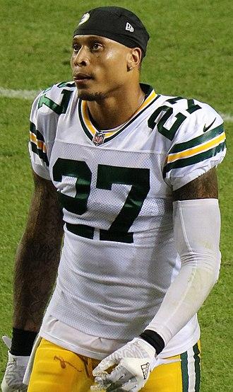 Josh Jones (American football) - Jones in the 2017 NFL preseason.