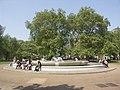 Joy Of Life Fountain, Hyde Park - geograph.org.uk - 420004.jpg