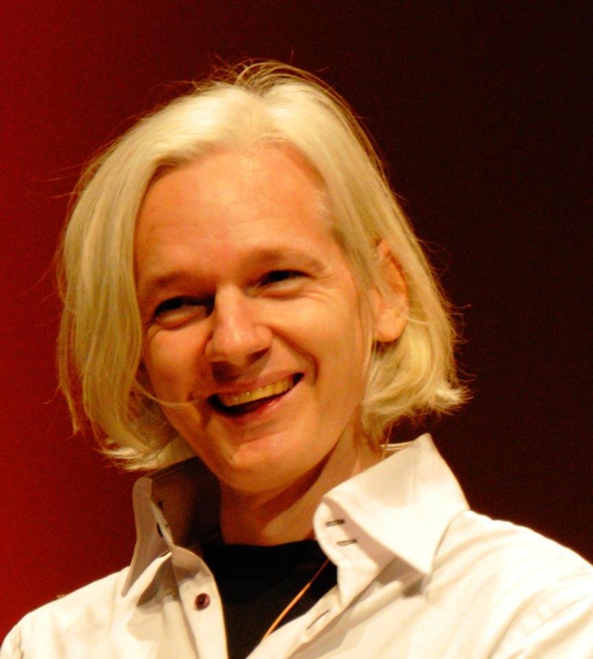 Julian Assange 26C3