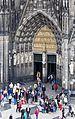 Kölner Dom - Eingangsportal Westseite-1438.jpg