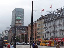 første mcdonalds i danmark