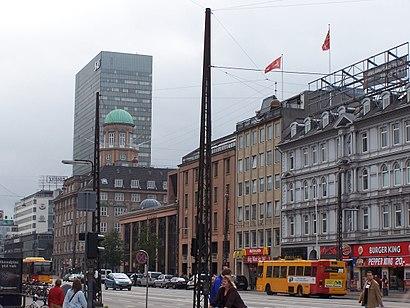 Sådan kommer du til Vesterbrogade med offentlig transport – Om stedet