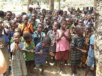 Benin - Children in Benin.