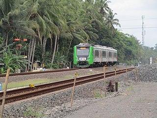 Yogyakarta International Airport Rail Link Airport rail link service in Special Region of Yogyakarta and Central Java, Indonesia