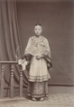 KITLV - 103780 - Chinese women in Singapore - circa 1890.tif