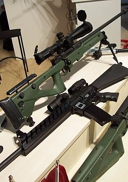 List Of Sniper Rifles Wikipedia