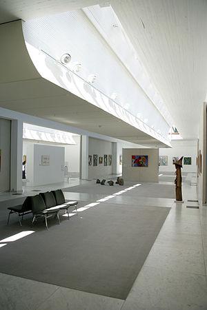 KUNSTEN Museum of Modern Art Aalborg - Interior view