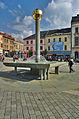 Kašna, náměstí T.G.Masaryka, Přerov (02).jpg