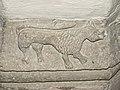 Kaarma Church stone relief with animals 4.jpg