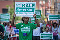Kale Severson, Minneapolis City Council Candidate Sign - Twin Cities Pride Parade (9181432366).jpg