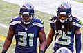 Kam Chancellor Richard Sherman 2014.jpg