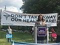 Kamala Harris speaking at Medicaid rally.jpg