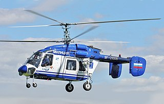 Kamov Ka-226 Russian utility helicopter