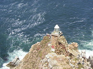 Cape Point - The new lighthouse
