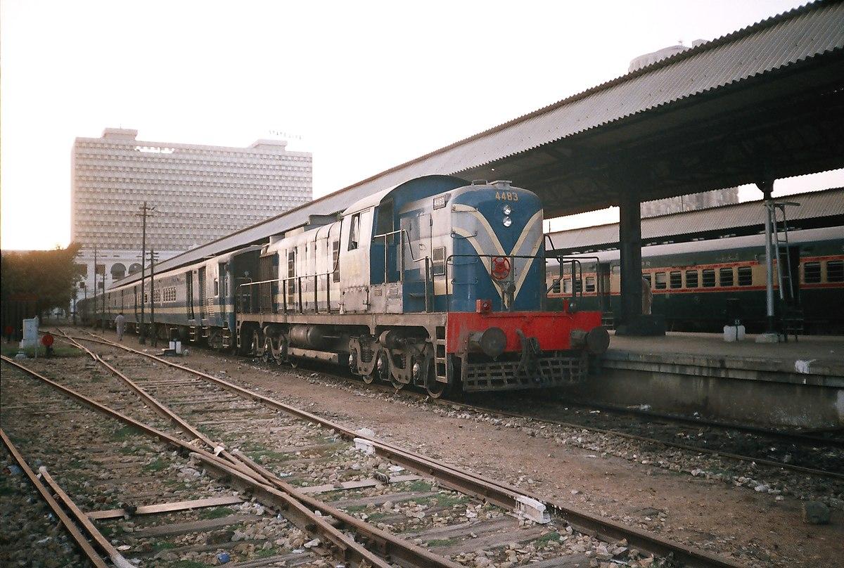 Karachi Circular Railway - Wikipedia