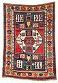 Karachov Kazak rug, mid-19th C.jpg