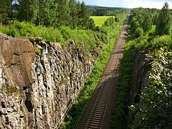 Karelian railroad at Kinnarniemi.jpg