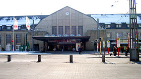 Image illustrative de l'article Gare centrale de Karlsruhe