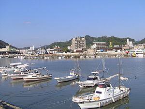 笠岡港's relation image