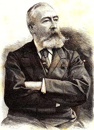 Herman Frederik Carel ten Kate (artist) - Portrait of H.F.C. ten Kate.