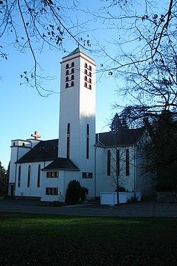 Karlstraße in Saarbrücken