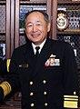 Katsutoshi Kawano cropped 1 Phillip G Sawyer and Katsutoshi Kawano 20111013.jpg