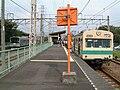 Kawasaki-Shimmachi Station 20020913.jpg