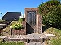 Kazemattenmuseum Kornwerderzand - Monument voor militairen Wonsstelling.jpg
