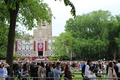 Keating Hall, 2017 commencement.png