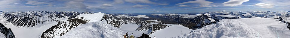 The Scandinavian Mountains