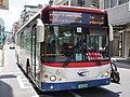 Keelung Bus 633-FZ head on Mingdeng Road 20200621.jpg
