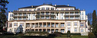 Königstein im Taunus - Hotel Kempinski in Königstein-Falkenstein