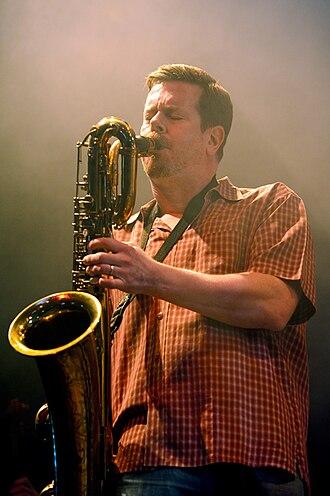 Ken Vandermark - Ken Vandermark, mœrs festival, 2010