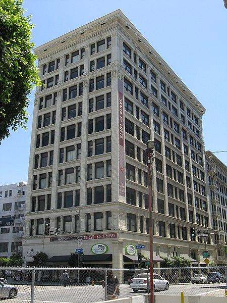 File:Kerckhoff Bldg - Los Angeles.JPG