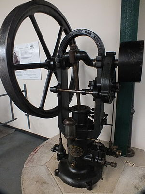 Six-stroke engine - The Kerr engine at the Anson Engine Museum