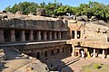 Khandagiri-Udyagiri-1 -group of cave temples, Odisha, India.jpg