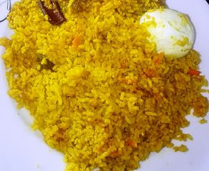 Khichdi - Khichuri, a Bengali dish
