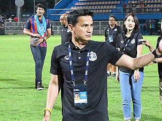 Kiatisuk Senamuang Thai footballer