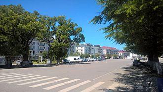 Poti - Poti city center