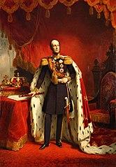 Portrait of William II of Orange, King of the Netherlands