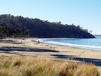 Kingston Beach, Tasmania - Image: Kingston Beach Tas