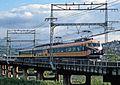 Kintetsu 10100 A at Kawatikokubu.jpg