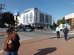 Street scene in Kiryat Mal'achi