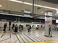 Kitasenju stn - Hibiya Line - platform - Oct 28 2018 07PM.jpeg