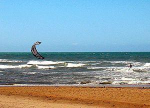 Ceará - Kitesurf in Fortaleza.