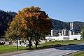 Klein Sankt Paul Goertschitztal Strasse B92 mit Zementwerke Rohrfabrik 21092007 55.jpg